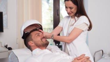 Tratamentul caderii parului / alopeciei