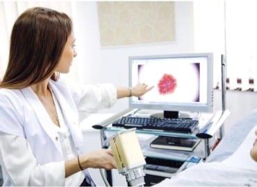 Dermatoscopia computerizata